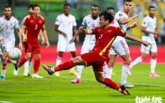 Minh Vương không chỉ kiến tạo, mà còn ghi bàn trong trận Việt Nam - UAE