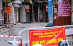 Hà Nội cách ly khu dân cư 900 hộ và 2.800 người vì 18 ca nhiễm COVID-19