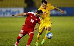 Trung Quốc tan giấc mơ dự World Cup 2018