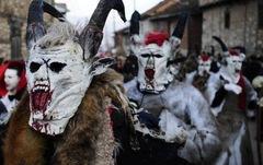 Kukeri - Lễ hội 'Halloween' của người Bulgaria