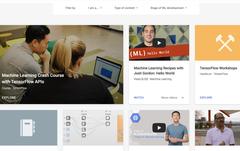 Google mở khóa học online miễn phí về AI và machine learning