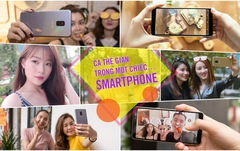 Cả thế gian trong một chiếc… smartphone