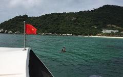 Kiểm soát khách ra Cù Lao Chàm bằng thẻ điện từ