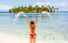 Clip quần đảo hoang sơ xinh đẹp ở Panama