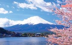 Du lịch Nhật Bản khuyến mại 18,9 triệu