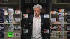 Huấn luyện viên Mourinho dự đoán đội nào vô địch World Cup 2018?