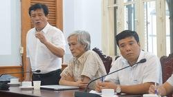 Bộ trưởng: Nhà xưởng Hãng phim truyện Việt Nam không được cho thuê