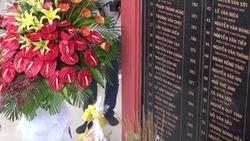 Tri ân 55 nạn nhân sự cố sập nhịp dẫn cầu Cần Thơ 10 năm trước