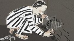 Sáu ngày bẻ cùm trốn khỏi phòng biệt giam của 2 tử tù