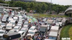 Đề xuất làm monorail vào Tân Sơn Nhất giá 35-50 triệu USD/km