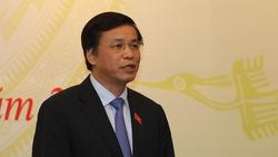Đang xem xét tư cách đại biểu Quốc hội bà Phan Thị Mỹ Thanh