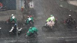 Mưa kết hợp triều cường, Nam Bộ nguy cơ ngập sâu
