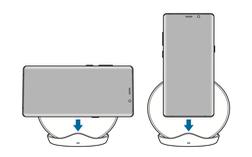 Đây là mẫu sạc nhanh không dây mới của Galaxy S9?