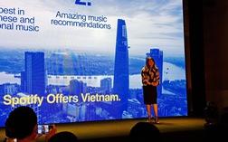 Ứng dụng âm nhạc Spotify đến Việt Nam, phí 59.000 đồng/tháng