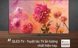 TV Samsung QLED - Tuyệt tác TV ấn tượng nhất