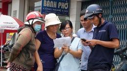 Dân vây trụ sở quỹ tín dụng, đòi trả hơn 50 tỉ đồng