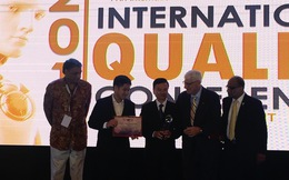 Tôn Đông Á đạt giải nhất Chất lượng Quốc tế Châu Á-Thái Bình Dương