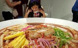 Clip bảo tàng đồ ăn khổng lồ ở Malaysia