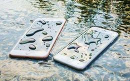 Điểm mặt 9 'anh tài' smartphone kháng nước