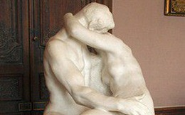 9 bức tranh và tác phẩm điêu khắc tình yêu nổi tiếng