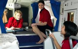 Căn phòng bí mật trên máy bay