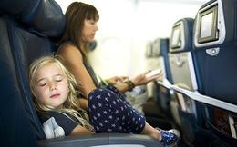Vì sao ghế máy bay thường có màu xanh?