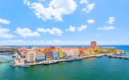 Curacao: đến nơi nắng ngập tràn ngắm 'nữ hoàng'