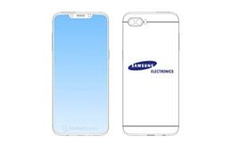 Samsung đăng ký bản quyền màn hình 'tai thỏ' trên điện thoại