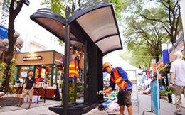 Xe buýt sách  ở sẽ xuất hiện ở Đường Sách Sài Gòn