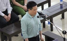 Bị cáo Hà Văn Thắm: 'Chi lãi ngoài không thiệt hại cho ngân hàng'