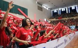 Nhiệt lửa vòng chung kết giải đấu thể thao sinh viên
