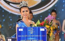 Hoa hậu biển Việt Nam toàn cầu không nhớ nổi 12 huyện đảo