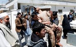 IS đánh bom liều chết làm 57 người thiệt mạng ở thủ đô Afghanistan