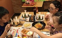 Thực phẩm kháng viêm tốt cho trẻ