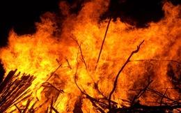 Cháy giếng dầu ở Indonesia, hàng chục người thương vong