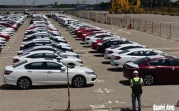 7 năm, Việt Nam chi gần 11,7 tỉ USD nhập xe hơi