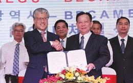 Bình Dương hợp tác Hàn Quốc  phát triển y tế