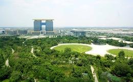 Những công viên xanh  tại Thủ Dầu Một