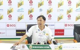 HLV Dương Minh Ninh tiếc vì HAGL không vào chung kết