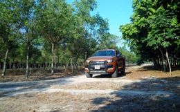 Đánh giá xe Ranger Wildtrak: Bán tải dạo phố, ổn không?
