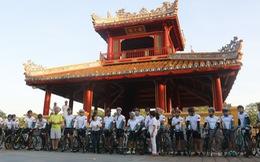 17 cuarơ ASEAN, Nam Á đạp xe gây quỹ từ thiện