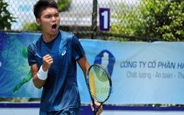 Trịnh Linh Giang gây 'địa chấn' ở giải Vietnam F3 Futures