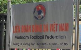 Rò rỉ ghi âm văng tục trong cuộc họp giữa VPF với VFF