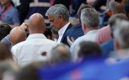 Khi là kẻ mạnh, Mourinho rất tầm thường