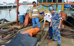 Phát hiện nhiều tàu chở dầu không giấy tờ ở Côn Đảo