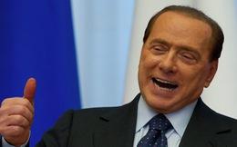 Tỉ phú Ý Berlusconi đã giàu lại còn được hưởng thừa kế