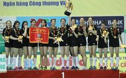 Kịch bản khó tin của trận chung kết Cúp bóng chuyền VTV9 - Bình Điền