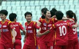 CLB nữ TP.HCM hướng đến lần thứ 4 liên tiếp vô địch quốc gia
