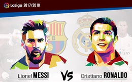La Liga 2017-2018: Barcelona xuất sắc hay Real Madrid tự thua?