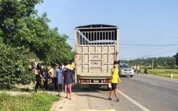 Thai phụ 9 tháng bị xe tải cán chết trên đường đến bệnh viện